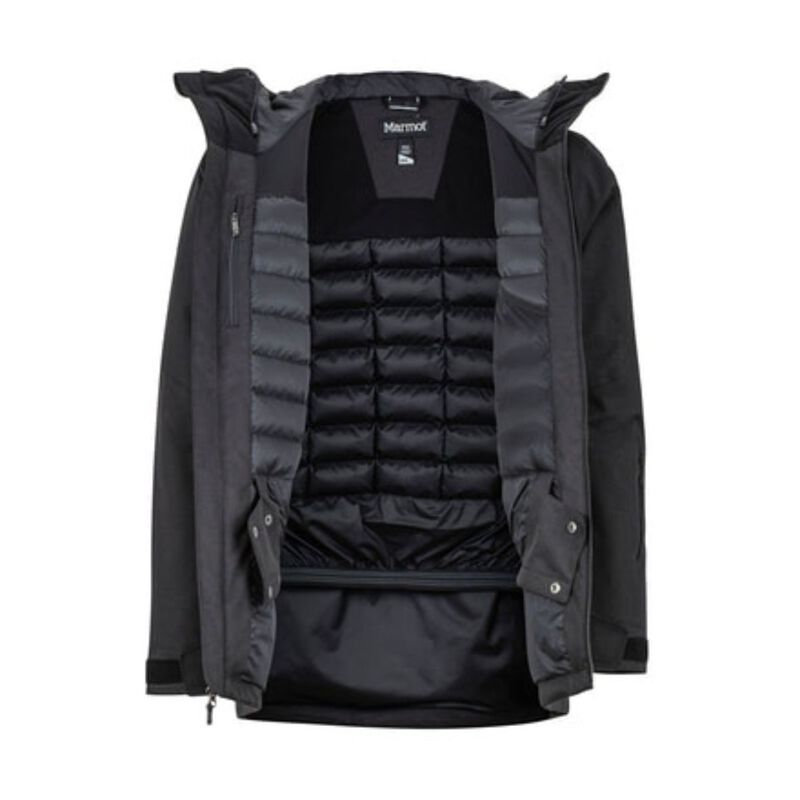 Schussing Featherless Snow Jacket Mens image number 2
